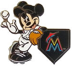 Miami Marlins Pin