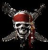 Pirates of the Caribbean Skull
