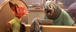 Zootopia Sloth Trailer 11
