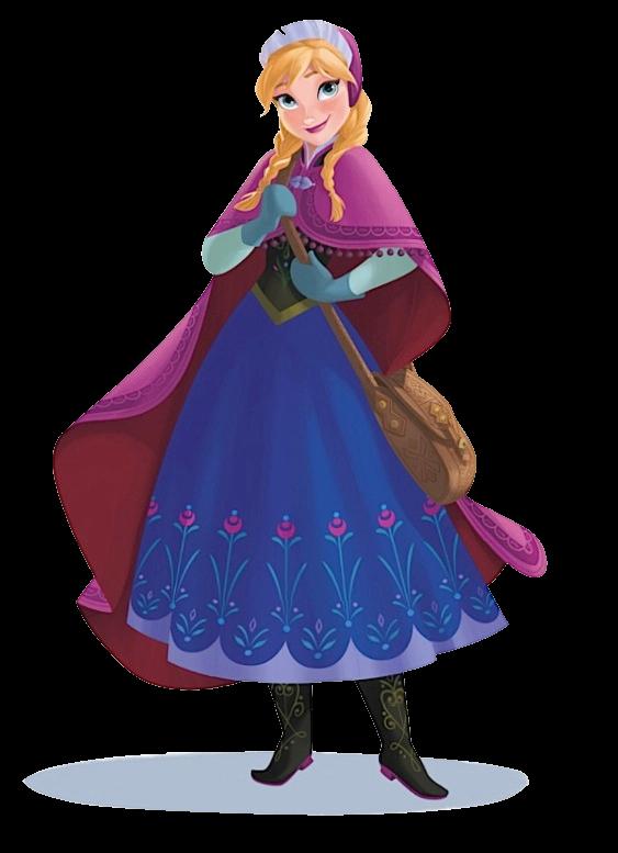 Image anna disney wiki fandom powered by wikia - Anna princesse des neiges ...