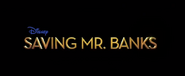 Saving Mr Banks Logo