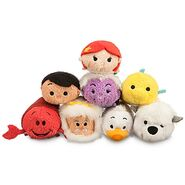 The Little Mermaid Tsum Tsum Collection