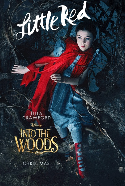 Little red riding hood into the woods disney wiki fandom powered by wikia - Hood novi ...