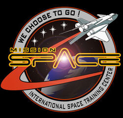 Mission space logo