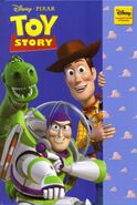 Toy story disney wonderful world of reading hachette partworks