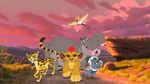 The Lion Guard Kion's Friends