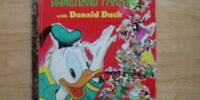 Disneyland Parade with Donald Duck