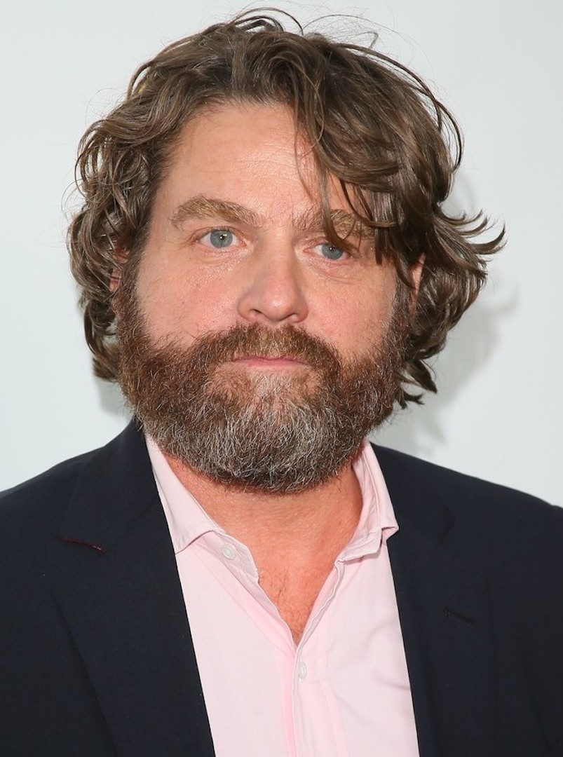 zach galifianakis joker