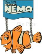 Disney Auctions - Finding Nemo (Marlin) Dangle