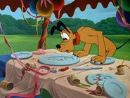 Pluto after the party's over