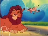 Timon & Pumbaa Shake Your Djibouti
