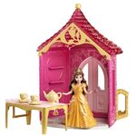 DISNEY Princess Belle's FLIP 'N SWITCH™ Castle