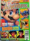 Disney Adventures Magazine australian cover November 2002 Mario