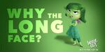 Inside Out - Why the Long Face