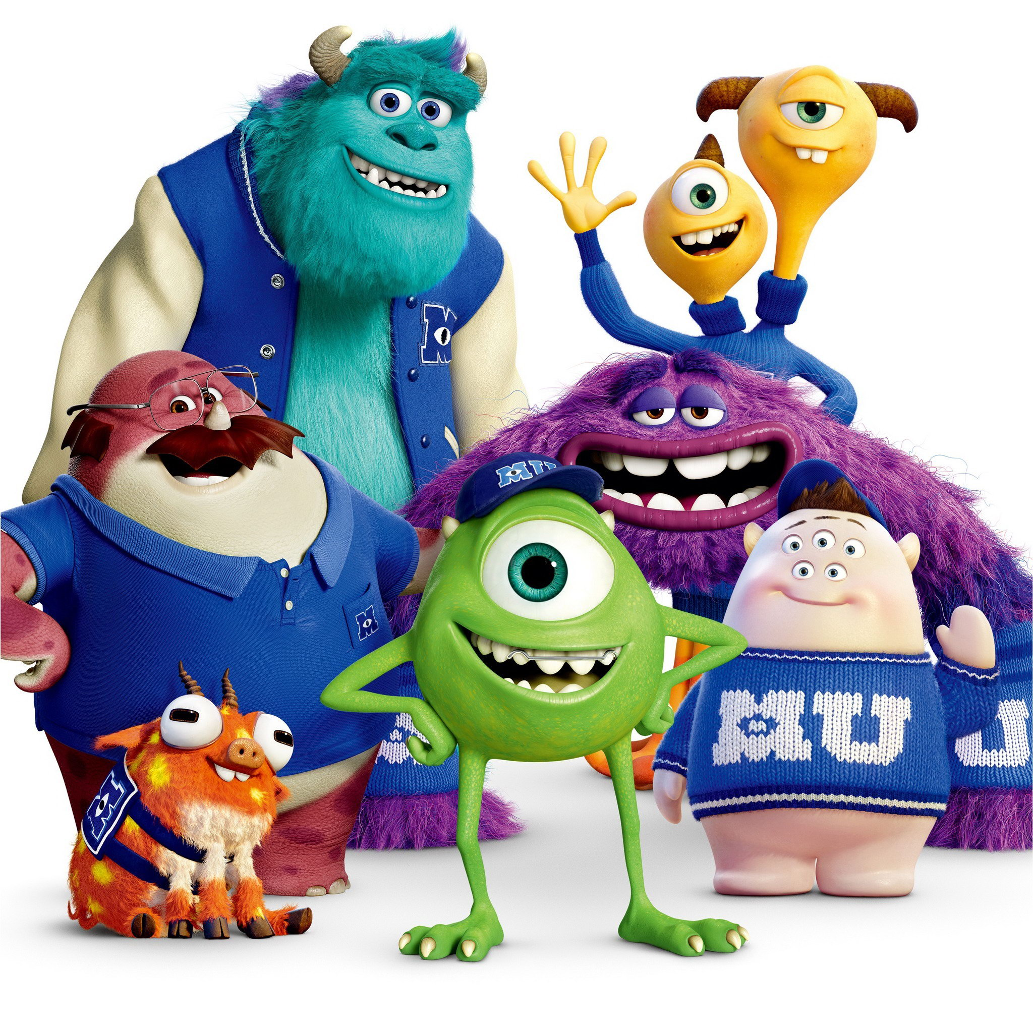 College life as told by monsters university 15 and last but certainly not least when you meet your forever friends voltagebd Images
