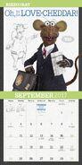 Muppets 2017 calendar 7