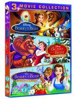 Beauty and the Beast 1-3 Box Set UK DVD