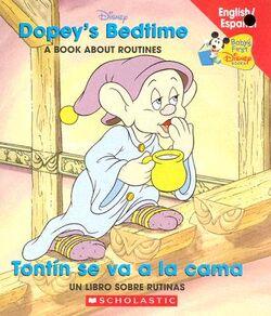Dopey-s-Bedtime-Tontin-Se-Va-a-la-Cama-9780439663601