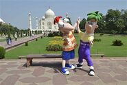 Disney-cartoon-characters-dance-before-the-Taj-Mahal-2011