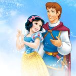 Snow White and the Prince Promational Art
