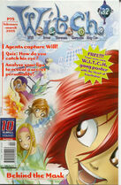 Witch cover 32