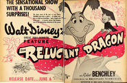 1941 RELUCTANT DRAGON