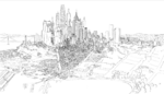 San Fransokyo Concept Art 04