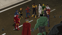 The Avengers USMWW 4