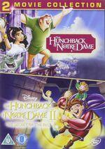 The Hunchback of Notre Dame 1-2 Box Set UK DVD