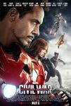 Captain America Civil War - Team Iron Man - Poster