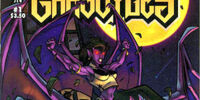Gargoyles (Slave Labor Graphics comic)