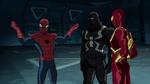 Spider-Man Agent Venom Iron Spider USMWW