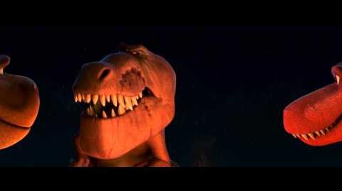 The Good Dinosaur - Butch's Scar clip