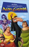 The emperor's new groove vhs