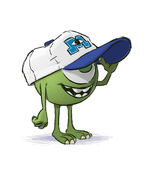Monsters university mike todler