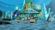 Atlantis (Phineas and Ferb episode)