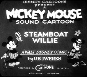 Image result for steamboat willie