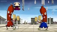 WonkinfortheWeekend hot dog fight