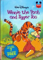 Winnie the pooh and tigger too wonderful world of reading 2
