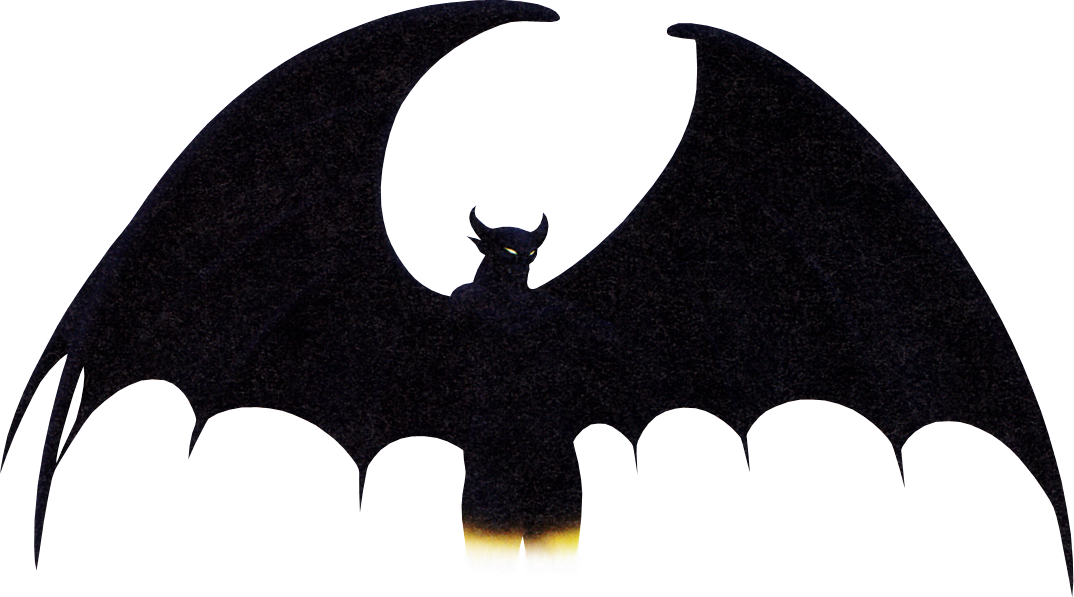 Photo of bat wings toy story 3