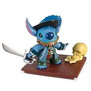 Stitch Barbossa Figure