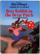 Brer rabbit in the briar patch