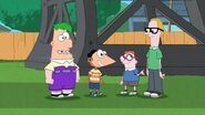 Not Phineas and Ferb
