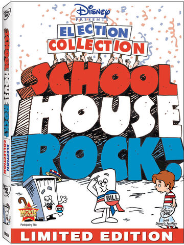File:Schoolhouse Rock! Election Collection DVD.jpg