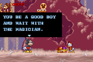 Disney's Magical Quest 3 Starring Mickey and Donald Mickey and Louie 11