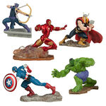 Avengers Assemble Figure Play Set 1