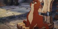 Cat (The Black Cauldron)