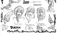 Jane Concept Art