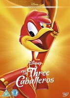 3 caballeros uk dvd special