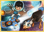 Miles from Tomorrowland puzzle 1